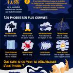 Infographie : Connaître les phobies