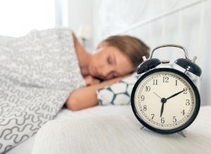 femme qui dort beaucoup