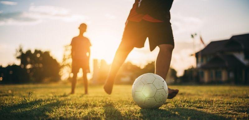 Les raisons de pratiquer le football pour sa santé