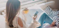 Le smartphone, allié des boulimiques