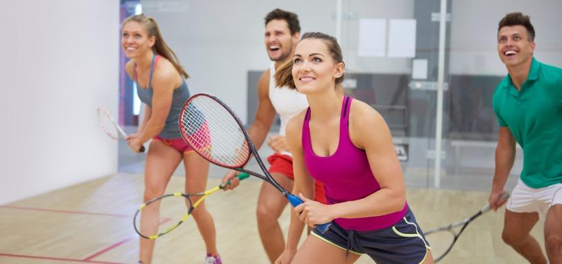 Le squash : un sport bénéfique pour votre santé