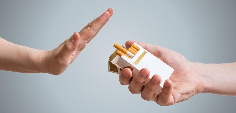 Arrêter de fumer grâce à la stimulation magnétique transcrânienne