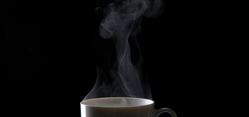 tasse de café chaude