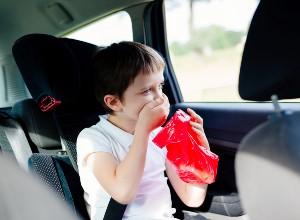 Nausées et vomissements chez l'enfant