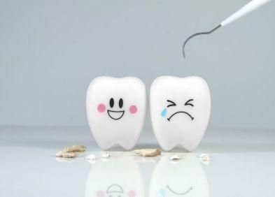 Tartre dentaire