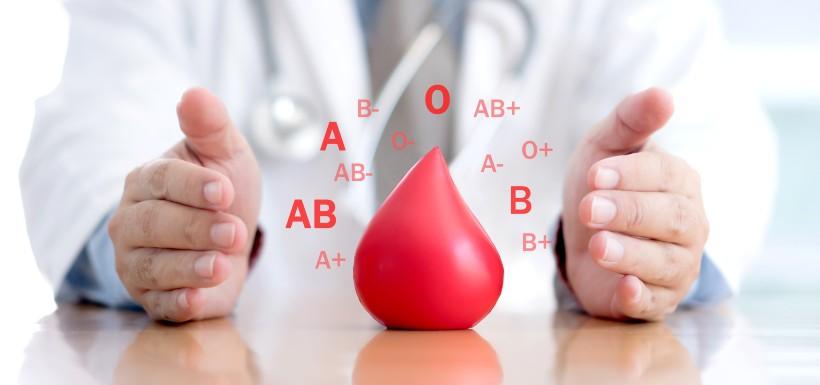 Le groupe sanguin, un facteur déterminant de l'état de santé ?