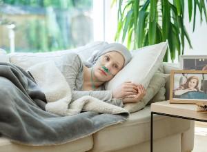 femme sous chimiothérapie