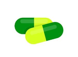 pilules vertes