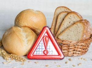 Avoir une intolérance au gluten