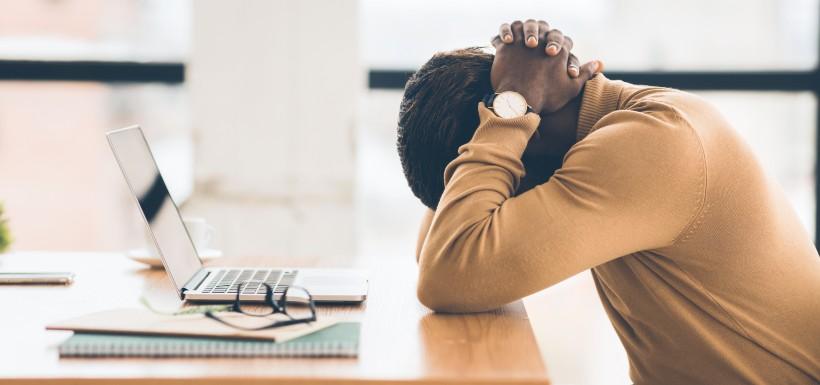 Symptômes du burn-out : il faut réagir !