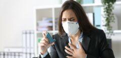 Les asthmatiques protégés de la Covid-19 grâce à leur traitement ?