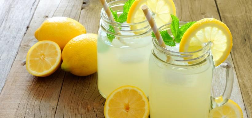Un jus de citron le matin ?!