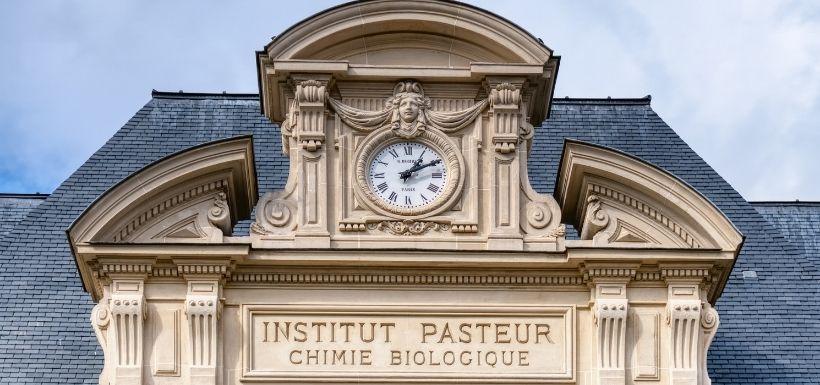 Modélisation Covid-19 de l'Institut Pasteur