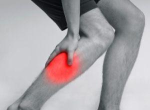 Syndrome des loges douleurs
