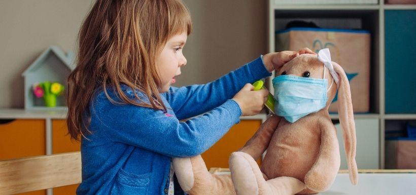 Progression du variant Delta chez les enfants : faut-il s'inquiéter ?