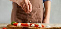 Les bienfaits des sels de régime