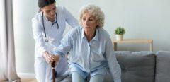 Parkinson : des techniques pour réduire les troubles de la marche