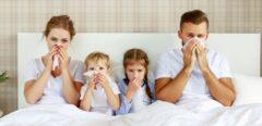 Comment différencier la Covid d'un rhume ?