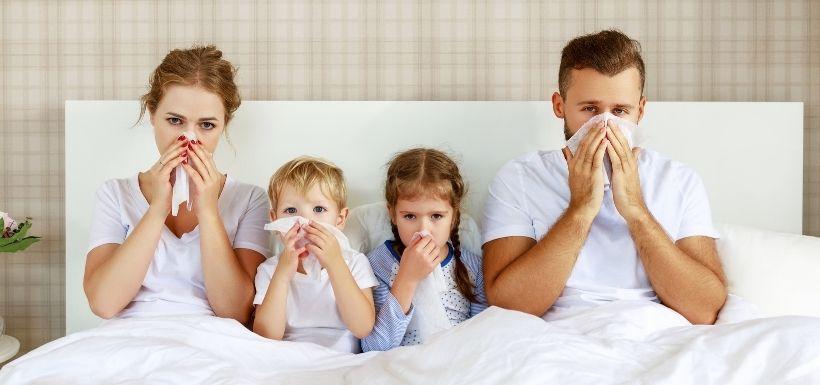Comment différencier le covid d'un rhume ?